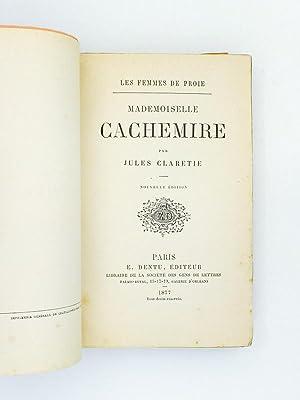 Madame Cachemire ( Les femmes de proie ): CLARETIE, Jules