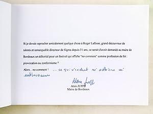 Sigma 31 Bordeaux Du 6 au 11 novembre 1995. No Comment.: Collectif