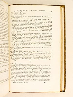 Code de Procédure Civile. [ Bulletin des Lois, n° 110 bis ]: Collectif
