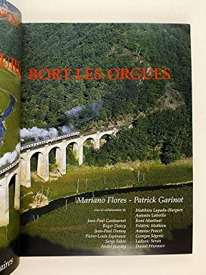 Le Triangle du Cantal. Tome III : Aurillac, Mauriac, Bort-les-Orgues: FLORES, Mariano ; GARINOT, ...