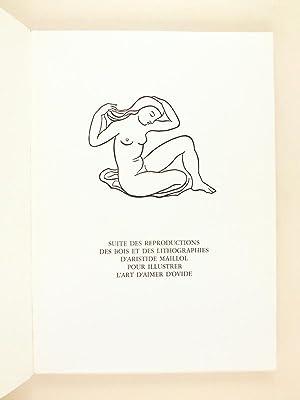 L'Art d'aimer: OVIDE ; MAILLOL