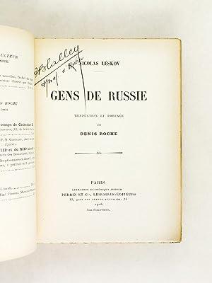 Gens de Russie: LESKOV, Nicolas