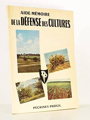 Aide-mémoire de la défense des cultures ( par Pechiney Progil ): Pechiney Progil