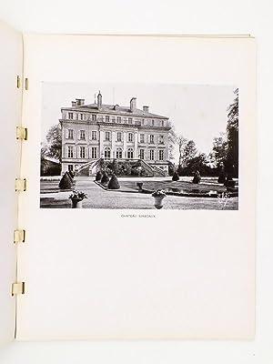 Bordeaux, 13-14-15 mai 1952 ( plaquette touristique, éditée pour la réunion &...