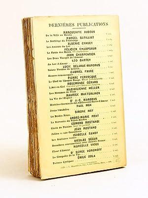 Le sortilège du Printemps [ Livre dédicacé par l'auteur ]: BARTILLAT, ...