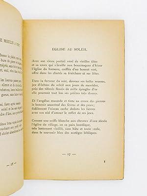 Pipeaux rustiques , poèmes [ exemplaire dédicacé par l'auteur ]: AUTIZE, ...