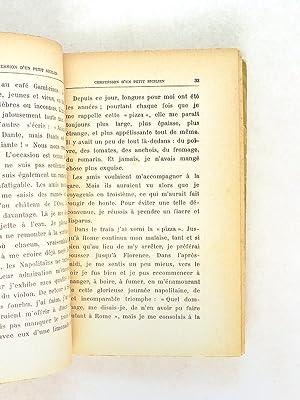 Confession d'un Petit Sicilien: ANIANTE, Antonio