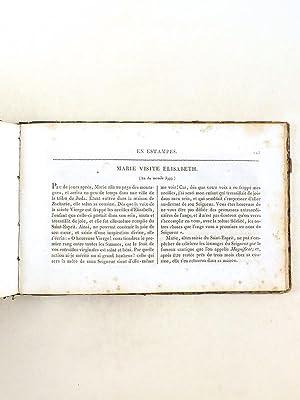 L'Ecriture Sainte en Estampes, à l'usage de la jeunesse.: Collectif
