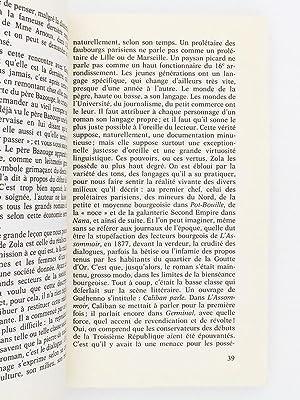 Lectures en liberté [ exemplaire dédicacé par l'auteur à Andr&...