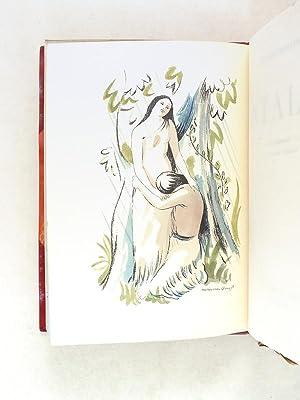 Atala. Illustrations de Marianne Clouzot: CHATEAUBRIAND, François-René de
