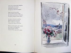 Oeuvres complètes de Paul Verlaine illustrées par Berthold Mahn (7 Tomes : Tomes II &...