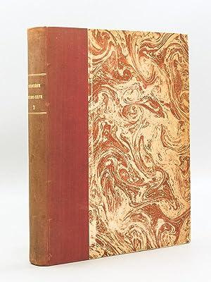 Bibliothèque de M. Rene Descamps-Scrive. Deuxième Partie: CARTERET, Léopold