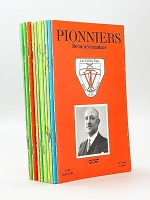 Pionniers. Revue aéronautique trimestrielles des Vieilles Tiges: Collectif