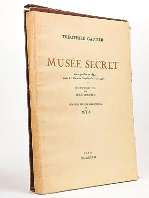 """Musée Secret - Texte publié en 1864 dans le """"Parnasse Satyrique du XIXe Si&..."""