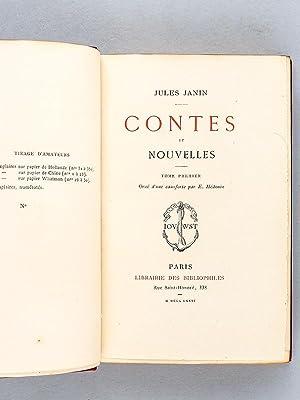 Contes et Nouvelles (2 Tomes - Complet): JANIN, Jules