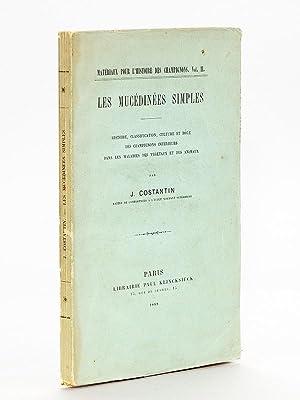 Les Mucédinées simples - Histoire, Classification, Culture et Rôle des ...