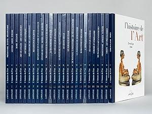 L'Histoire de l'Art (25 Tomes - Complet): Collectif ; Société