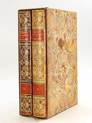 Romans et contes de Voltaire. (2 Tomes: VOLTAIRE