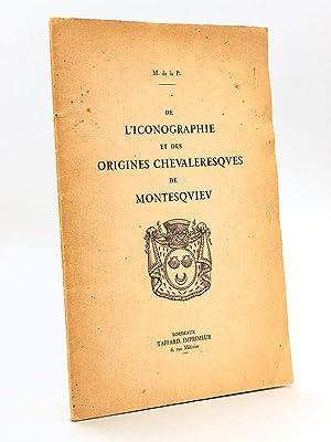 De l'Iconographie et des Origines Chevaleresques de: M. de la