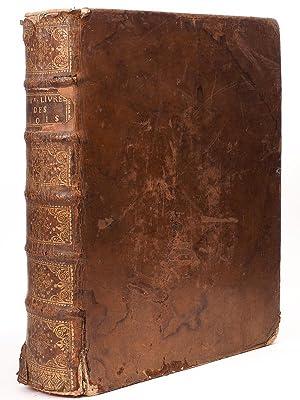 Commentaire littéral sur tous les Livres de: CALMET, Dom Augustin
