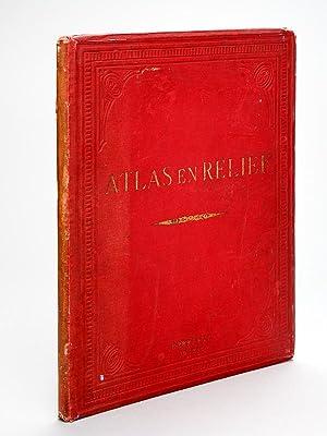 Petit atlas de géographie en relief dressé sous la direction de Henri Mager.: MAGER, ...
