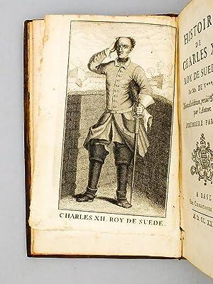 Histoire de Charles XII Roy de Suède (2 Tomes - Complet).: Mr. de V*** ; [VOLTAIRE]