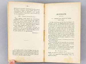 Catalogue du spécialiste des timbres-poste d�Europe - 1922: SERRANE, Fernand