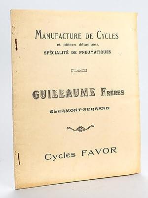 manufacture de cycles et pi 232 ces d 233 tach 233 es guillaume fr 232 res clermont ferrand sp 233 cialit 233 de