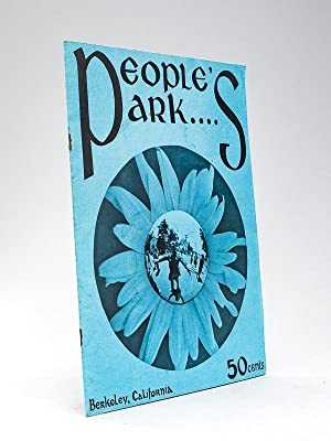 People's Park. Berkeley, California
