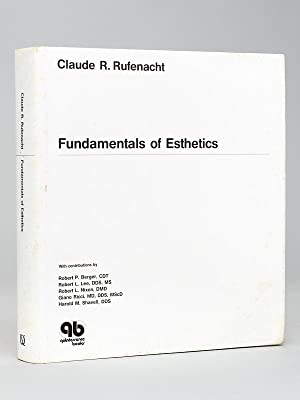 Fundamentals of Esthetics [ Book signed by the author ]