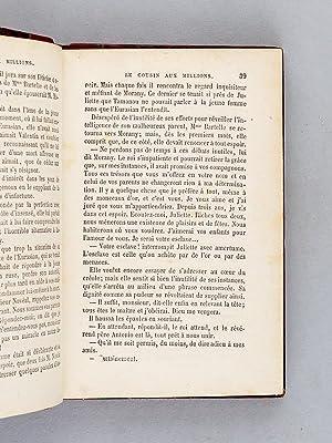 Le Cousin aux millions.: BREHAT, Alfred de