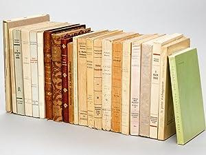 Lot de 22 ouvrages dont nombreuses édition: MAURIAC, François