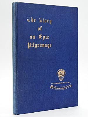 A Souvenir of the Battlefields Pilgrimage. The Battlefields Pilgrimage. August, 1928 organised by...