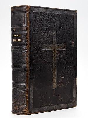 Les Saints Evangiles (2 Tomes - Complet).: DASSANCE, Abbé