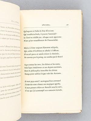 Pics & Vallées. De Novembre 1883 à Septembre 1884 [ édition originale ]: ...