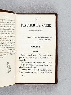 Le Psautier de Marie par Louis Tosti, religieux du Mont-Cassin: TOSTI, Louis ; BORDOT, Anatole ; [ ...