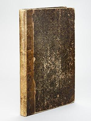 Manuscrit de Canut ] Principes de fabrication: Anonyme