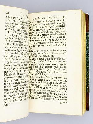 La Vie de Marianne, ou les Avantures de Madame la Comtesse D*** par Monsieur de Marivaux. Neuvi&...