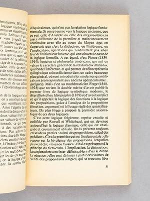 L'épistémologie [ dédicacé par l'auteur ]: BARREAU, Hervé