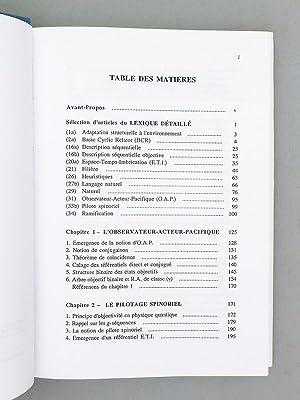 Objectivité et pilotage spinoriel. Relateurs arithmétiques Tome 3 [ exemplaire d&...