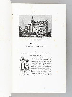 Saint Martin: LECOY DE LA MARCHE, A.
