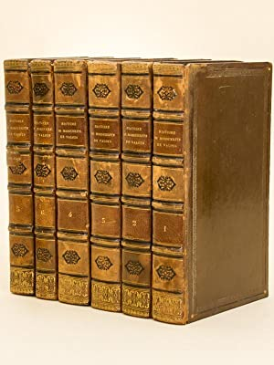 Histoire de Marguerite de Valois Reine de Navarre (6 Tomes - Complet): DE LA FORCE, Mlle ; [ ...