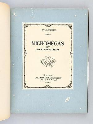 Micromégas et Aventure Indienne.: VOLTAIRE ; CARTER, Marcel