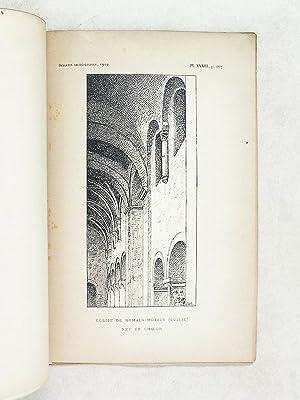 L'Eglise de Romain-Môtier au Canton de Vaud (Suisse): GAUTHIER, Jules