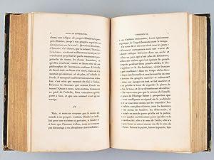 Cours Familier de Littérature. Un entretien par mois (2 Tomes - Année 1856 compl&...