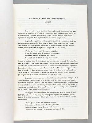 Recherches et Travaux. Hommage à Léon Cellier (1911 - 1976).: Collectif ; Universit� ...