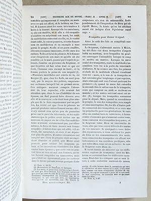 Histoire Ecclésiastique depuis la Création jusqu'au Pontificat de Pie IX. Tome 3...