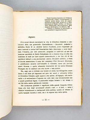 Cristoforo Colombo. Prima versione cinematografica di Francis Valeron. 54 illustrazioni e un ...