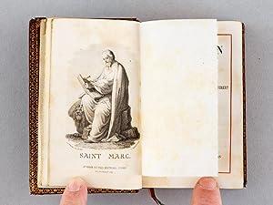 Paroissien romain très-complet. Approuvé par Mgr. Joseph-Hippolyte Guibert. [ 4 tomes...