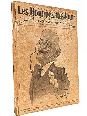 Les Hommes du Jour et Le Journal du Peuple. Première Série (1932) : La vrai figure d&...